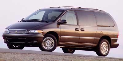 1997 CHRYSLER TOWN  COUNTRY 4-Speed AT 38L V6 Cylinder En 4-Speed AT 38L V6 Cylinder Engine