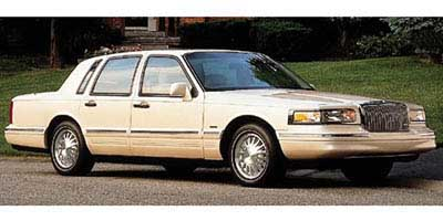 1997: Lincoln, Town Car, Signature