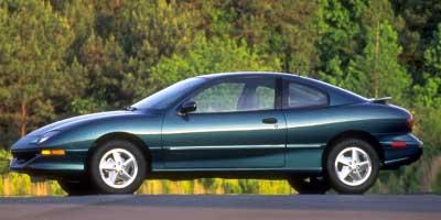 1997 PONTIAC SUNFIRE COUPE GT 24l 146 dohc sfi 16-valve 4-cyl twin cam front wheel drive 3-pa