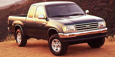 1997 Toyota T100 Extra Cab 4WD
