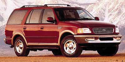 1997 FORD EXPEDITION 4-Speed Automatic with Overdrive 4-Speed Automatic with Overdrive 54L V8 EFI