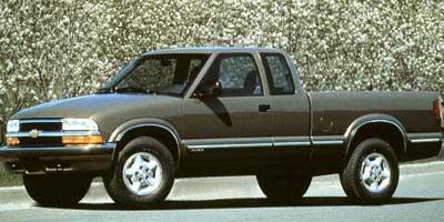 1998 CHEVROLET S-10 22L 4 Cylinder Engine Rear Whe 22L 4 Cylinder Engine Rear Wheel Drive Clot