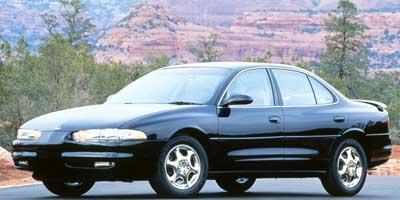 1998 OLDSMOBILE INTRIGUE SEDAN GL 4-Speed AT 38L 231 SFI V6 transverse-mounted Series II Fro