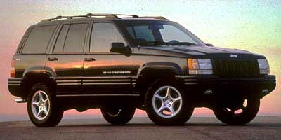 1998 JEEP GRAND CHEROKEE 4-Speed AT 52L 8 Cylinder Eng 4-Speed AT 52L 8 Cylinder Engine 4-wh