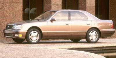 1998: Lexus, LS 400