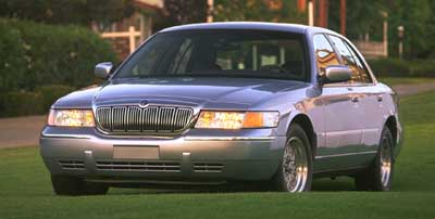 1999 MERCURY GRAND MARQUIS 4-Speed AT 46L 8 Cylinder Eng 4-Speed AT 46L 8 Cylinder Engine Re