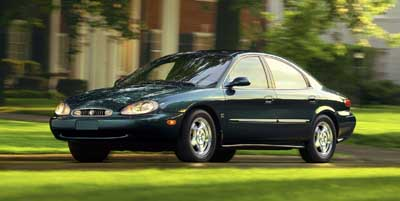 1999 MERCURY SABLE 4-Speed Automatic Duratec 30L 4-Speed Automatic Duratec 30L V6 24V Front Wh