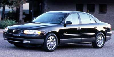 1999 BUICK REGAL SEDAN 38L 231 SFI V6 3800 Series II supercharged Front wheel drive Rear seat