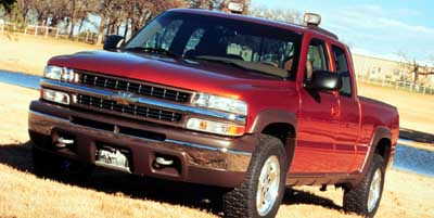 1999 CHEVROLET SILVERADO 1500 4-Speed Automatic Vortec 53L V 4-Speed Automatic Vortec 53L V8 SP