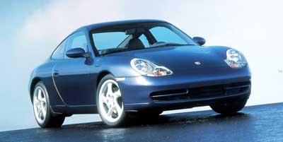 1999 PORSCHE 911 CARRERA CARRERA COUPE 34L DOHC EFI aluminum alloy water-cooled 24-valve flat-6 c