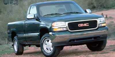 1999 GMC NEW SIERRA 1500 48L 8 Cylinder Engine Rear Whe 48L 8 Cylinder Engine Rear Wheel Drive