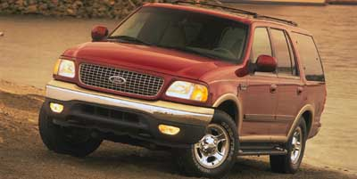 1999 FORD EXPEDITION 4-Speed Automatic with Overdrive 4-Speed Automatic with Overdrive 46L SOHC
