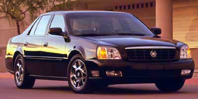2000: Cadillac, DeVille DTS
