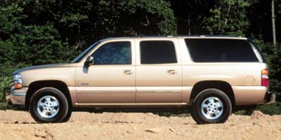 2000 CHEVROLET SUBURBAN 4-Speed Automatic Vortec 53L V 4-Speed Automatic Vortec 53L V8 SPI Fou