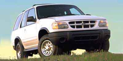 2000 FORD EXPLORER 5-Speed Automatic with Overdrive 5-Speed Automatic with Overdrive 40L V6 SOHC