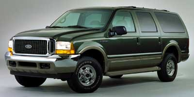 2000: Ford, Excursion, Limited