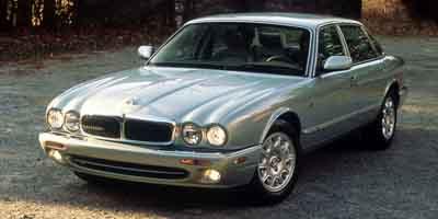 2000 JAGUAR XJ SEDAN 5-Speed AT 40L 244 DOHC SPFI 32-valve aluminum alloy V8 Rear wheel driv