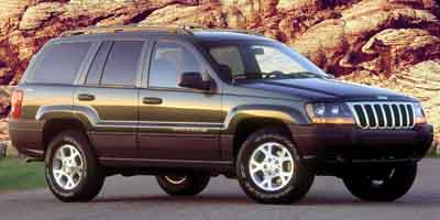 2000 JEEP GRAND CHEROKEE 4-Speed Automatic PowerTech 40 4-Speed Automatic PowerTech 40L I6 Rea