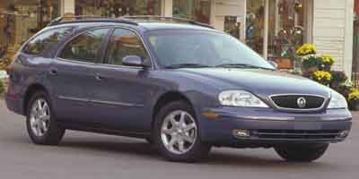 2000 MERCURY SABLE 4-Speed AT 30L 181 DOHC SMP 4-Speed AT 30L 181 DOHC SMPI 24-valve V6 D