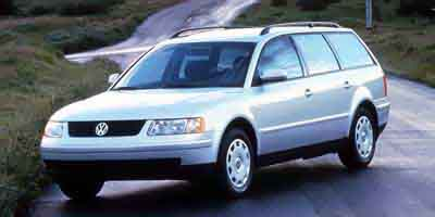 2000 VOLKSWAGEN PASSAT WAGON GLS 18L 4 Cylinder Engine Front Wheel Drive Cargo Shade Cruise Co