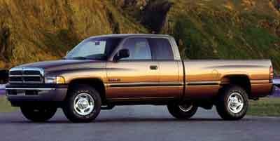 2001 DODGE RAM 2500 QUAD CAB HD 59L 8 Cylinder Engine Rear wheel drive Black vinyl floor coveri