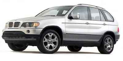 2001 BMW X5 30L 5-Speed 30L DOHC 24V All Whee 5-Speed 30L DOHC 24V All Wheel Drive Cruise C