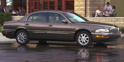 2001 BUICK PARK AVENUE 4-Speed AT 38L 231 SFI V6 3 4-Speed AT 38L 231 SFI V6 3800 Series