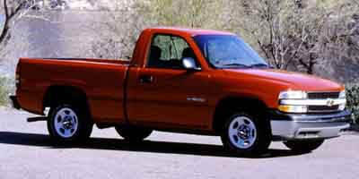 2001 CHEVROLET SILVERADO 1500 REGULAR CAB 43L V6 Cylinder Engine Rear Wheel Drive Gasoline Fuel