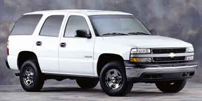 2001 CHEVROLET TAHOE 4-Speed AT 53L 8 Cylinder Eng 4-Speed AT 53L 8 Cylinder Engine Rear Whe