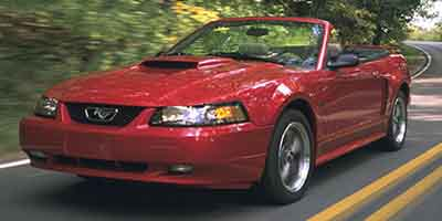2001 FORD MUSTANG 38L V6 Cylinder Engine Rear Wh 38L V6 Cylinder Engine Rear Wheel Drive Cruis