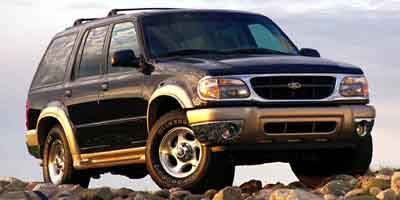 2001 FORD EXPLORER AT 40L V6 Cylinder Engine Re AT 40L V6 Cylinder Engine Rear Wheel Drive