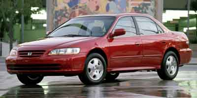 2001 HONDA ACCORD 4-Speed Automatic with Overdrive 4-Speed Automatic with Overdrive 30L V6 SMPI S