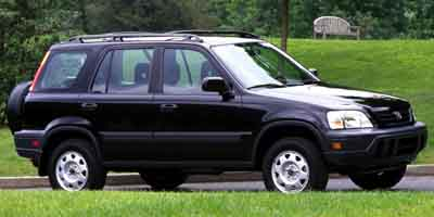 2001 HONDA CR-V 4-Speed Automatic with Overdrive 4-Speed Automatic with Overdrive 20L I4 MPI DOHC