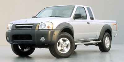2001 NISSAN FRONTIER Automatic 24L 4 Cylinder Engin Automatic 24L 4 Cylinder Engine Rear Wheel