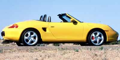 2001 PORSCHE BOXSTER ROADSTER S Automatic 32L Flat 6 Cylinder Engine Rear Wheel Drive Power Dr