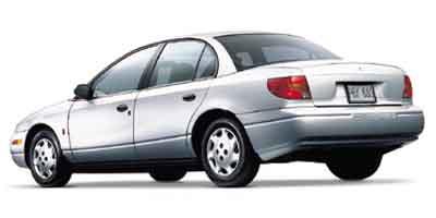 2001 SATURN SL 1 AUTOMATIC 4-Speed AT 19L 116 SOHC SPFI L4 aluminum Front wheel drive wequal