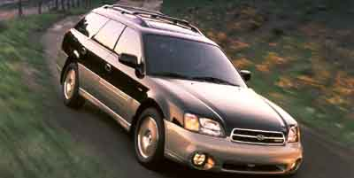 2001 SUBARU OUTBACK 25L 4 Cylinder Engine All Whee 25L 4 Cylinder Engine All Wheel Drive Cruis