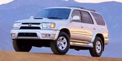 2001: Toyota, 4Runner, Limited