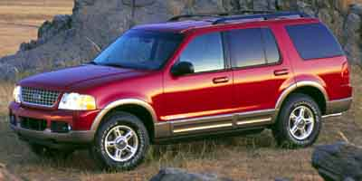 2002 FORD EXPLORER 5-Speed AT 40l 245 sohc sef 5-Speed AT 40l 245 sohc sefi v6 Rear whee