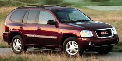 2002 GMC ENVOY 4-Speed AT 42L Straight 6 Cyl 4-Speed AT 42L Straight 6 Cylinder Engine Four