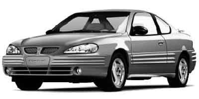 2002 PONTIAC GRAND AM 4-Speed Automatic 34L V6 SFI R 4-Speed Automatic 34L V6 SFI Ram Air Fron