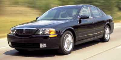 2002 LINCOLN LS SEDAN V8 AUTOMATIC WE PKG 5-Speed AT 39L DOHC 32-valve V8 Rear-wheel drive 6