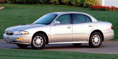 2002 Buick LeSabre Sedan Custom
