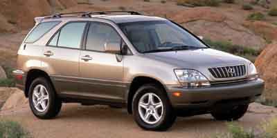 2002: Lexus, RX 300