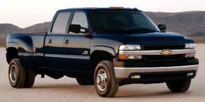 2002 CHEVROLET SILVERADO 3500 CREW CAB 167 WB DRW 66L 8 Cylinder Engine Rear wheel drive Tilt s