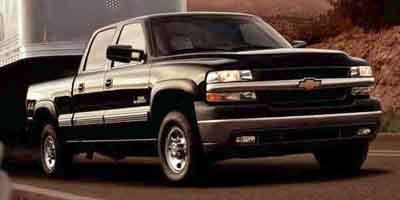 2002: Chevrolet, Silverado 2500HD