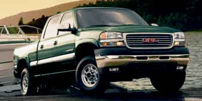 2002 GMC SIERRA 2500HD 60L 8 Cylinder Engine Rear Whe 60L 8 Cylinder Engine Rear Wheel Drive T