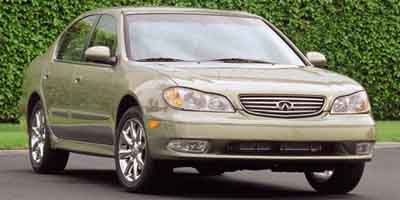 2002 INFINITI I35 4-Speed Automatic with Overdrive 4-Speed Automatic with Overdrive 35L V6 SMPI D
