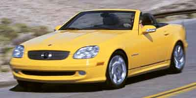 2002 MERCEDES-BENZ SLK320 32L 32l sohc smpi 18-valve v6 wphased twin-spark ignition rear wheel