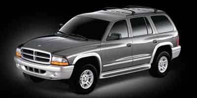 2002 DODGE DURANGO 5-Speed Automatic Next Generati 5-Speed Automatic Next Generation Magnum 47L